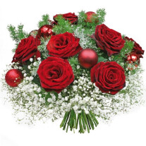 Christmas bouquet